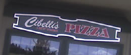 Cibelli's Pizza, Bend