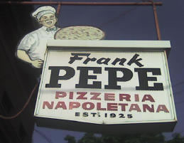 Frank Pepe Apizza, New Haven