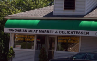 Hungarian Meat Market and Deli, Fairfield, Connecticut