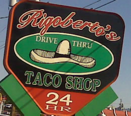 Rigoberto's Taco Shop, Bend, Oregon