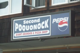 Second Poquonock Giant Grider Shop, Windsor Locks